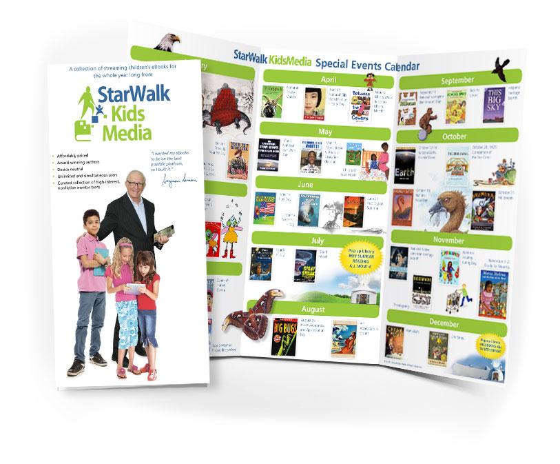 Promotional Calendar & Brochure