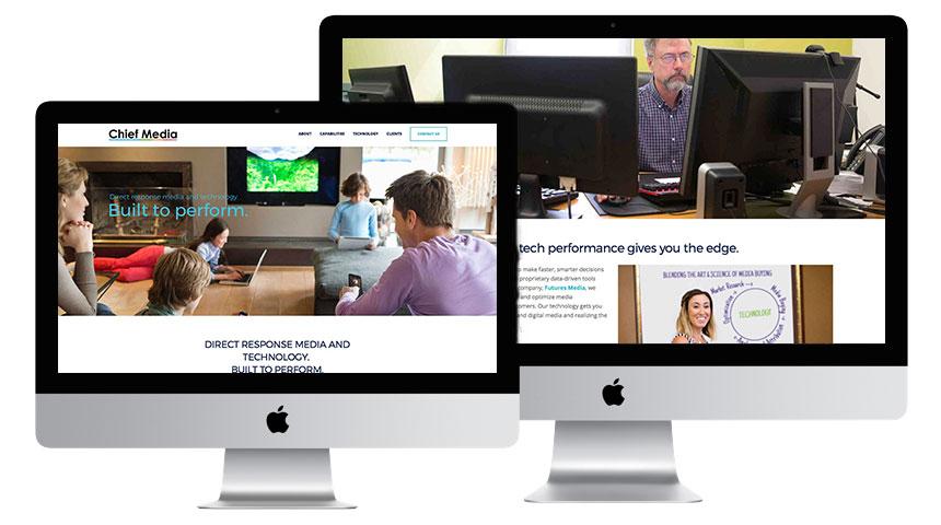Chief Media Website