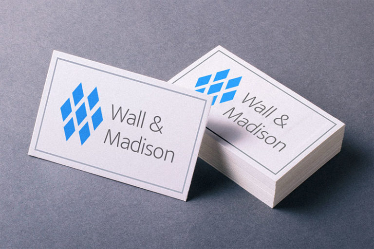 Wall & Madison Logo