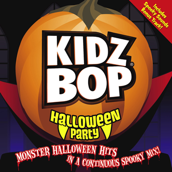 Kidz Bop Music Packaging