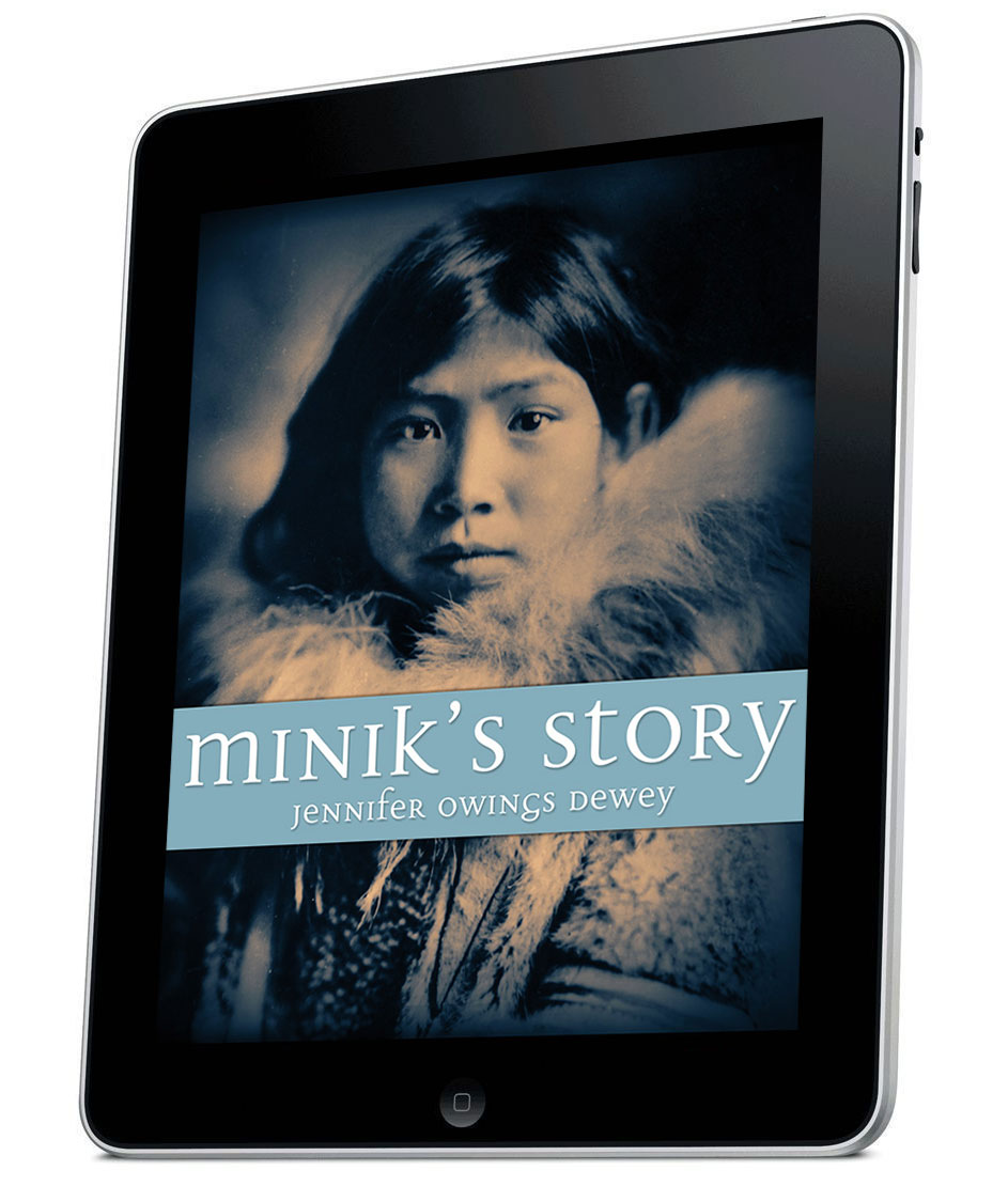 Minik's Story: Cover Design