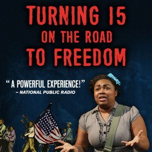 Turning 15 On The Road To Freedom Poster