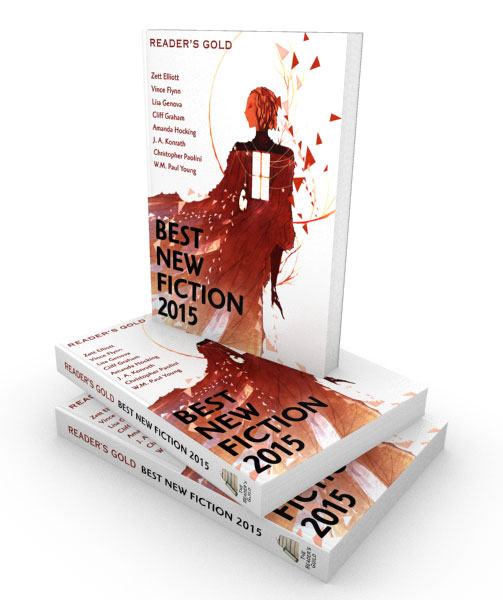 Anthology Fiction Cover