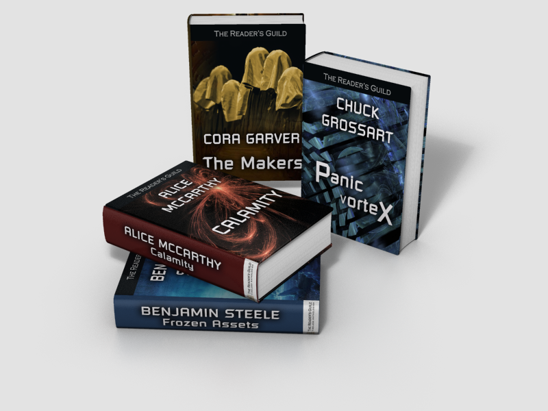 Anthology Fiction Mock 4covers