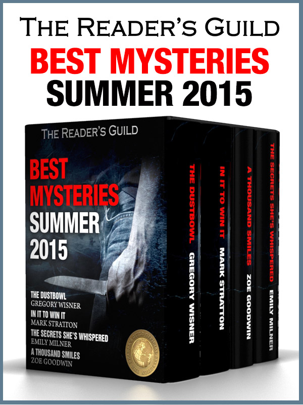 Anthology Mystery Mock Box W Title