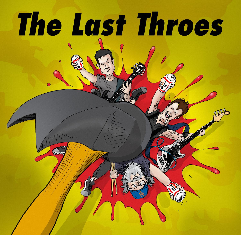 Last Throes 7″ E.P.